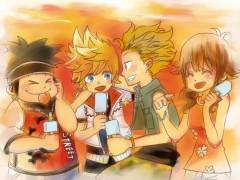 Kingdom Hearts II