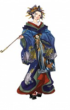 Kiyogiku (Hanasaku Manimani)