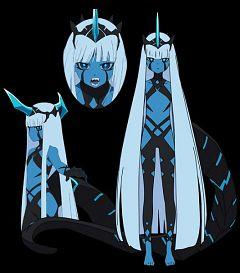 Klaxosaur Princess