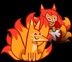 Kumiho Cookie (Red Fox)
