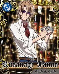Kusanagi Izumo