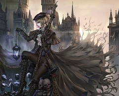 Lady Maria of the Astral Clocktower