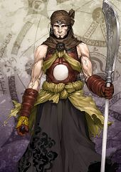 Lancer (Musashibo Benkei)