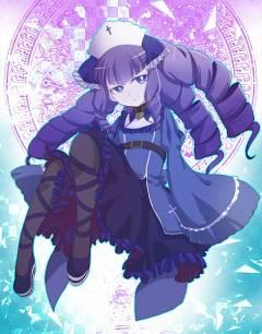 Lapis Lazuli (Taimadou Gakuen 35 Shiken Shoutai)