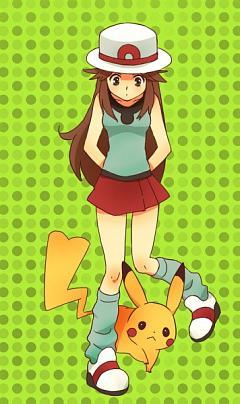 Leaf (Pokémon)