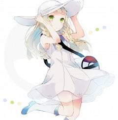 Lillie (Pokémon)