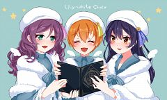 Lily White (Love Live!)