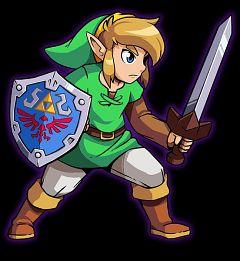 Link (Cadence of Hyrule)