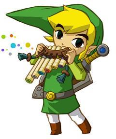 Link (spirit Tracks)
