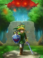 Link (a Link To The Past)