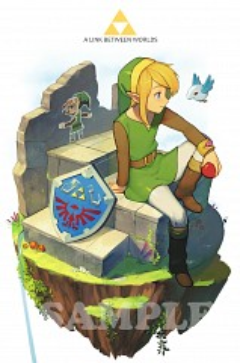 Link (Kamigami no Triforce 2)