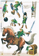 Link (ocarina Of Time)