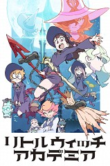 17 Fav Little Witch Academia
