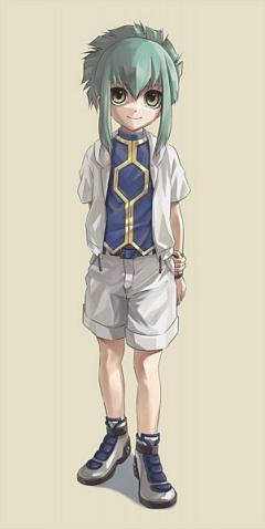 Lua (Yu-Gi-Oh! 5D's)