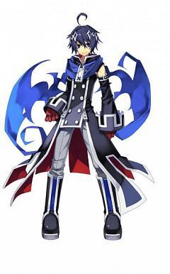Lucius (Trinity Universe)