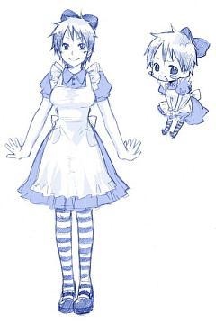 Luffy (Female)