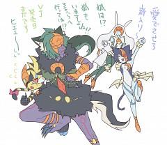 Lunalight (Yu-Gi-Oh! ARC-V)