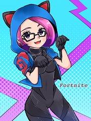 Fortnite Zerochan Anime Image Board