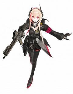 M4 SOPMODII (Girls Frontline)