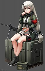 MG4 (Girls Frontline)