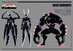 Mad Burnish