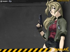 Madlax (character)