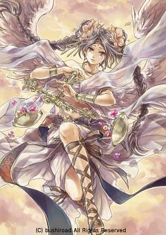 Maiden Of Libra