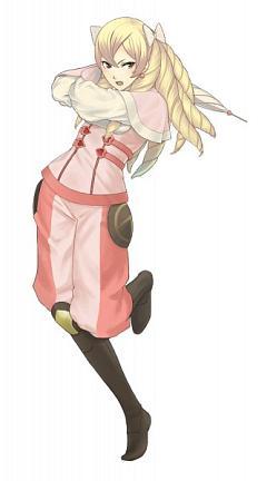 Mariabell (Fire Emblem)
