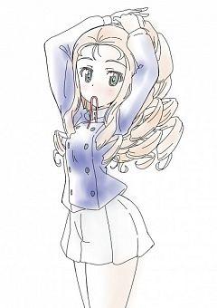 Marie (GIRLS und PANZER)