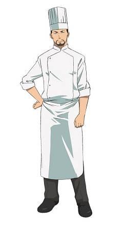 Master (Isekai Shokudou)