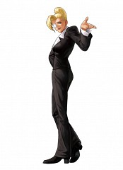 Mature (King of Fighters)