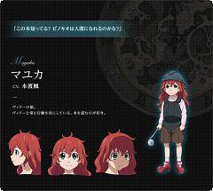 Mayuka (RErideD)