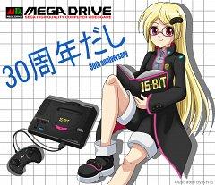 Mega Drive (Sega Hard Girls)
