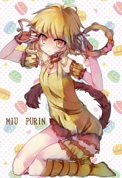 Mew Pudding