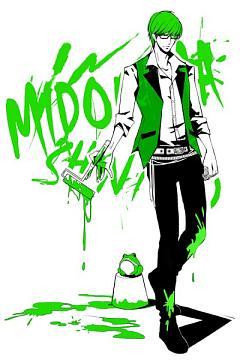 Midorima Shintarou