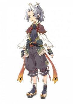 Mikoto (Rune Factory Oceans)