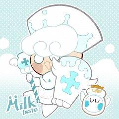 Milk Cookie