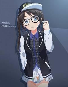 Mitsumine Yuika