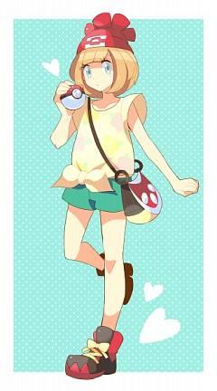 Mizuki (Pokémon)