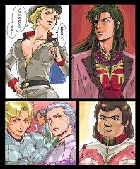Mobile Suit Gundam 0083 Stardust Memory