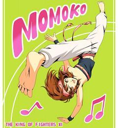 Momoko (King of Fighters)