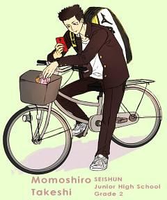 Momoshiro Takeshi