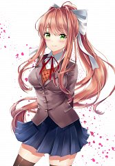 Monika (Doki Doki Literature Club!)