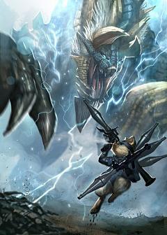 Monster Hunter Series