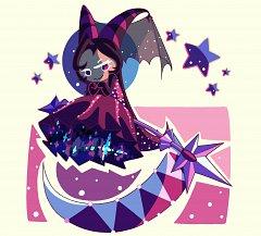 Moonlight Cookie (Alluring Crescent Moon)
