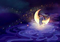 Moonlight Cookie