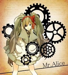 Mr. Alice