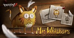Mr. Whiskers