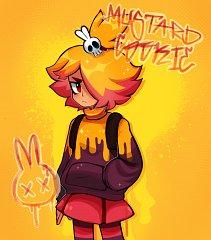 Mustard Cookie