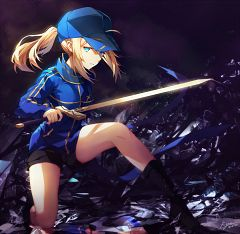 Mysterious Heroine X